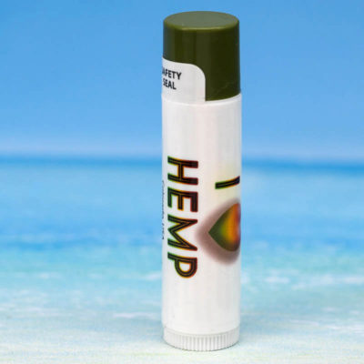hemp lip balm, I love hemp