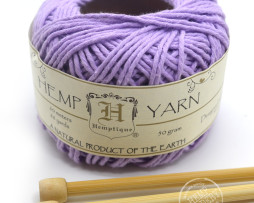 knitting yarn hemp