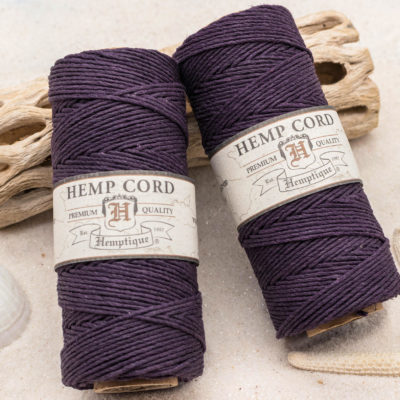 colored hemp twine, 1mm hemp cord