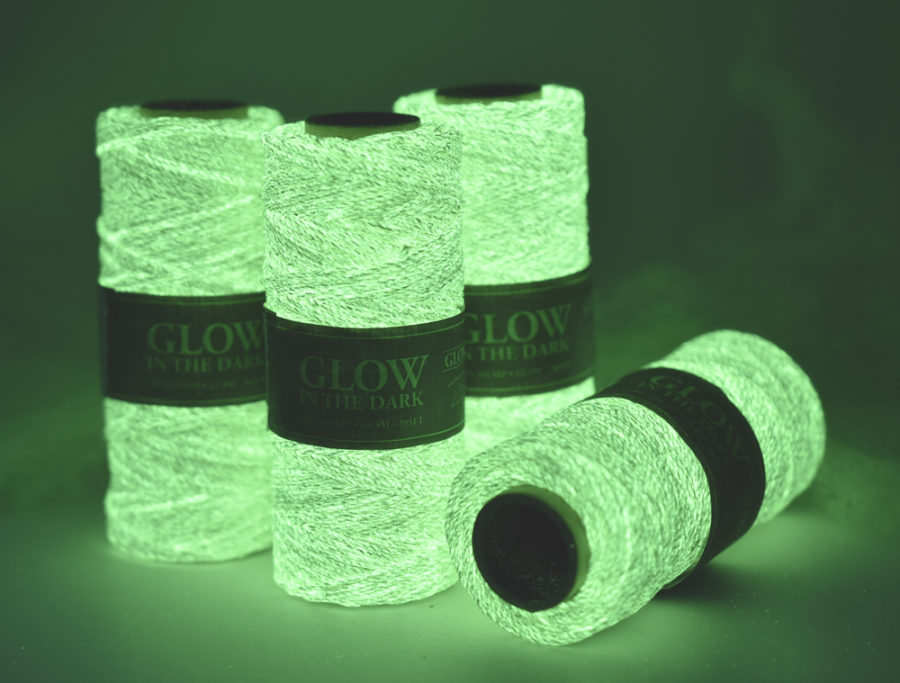 glow in the dark hemp
