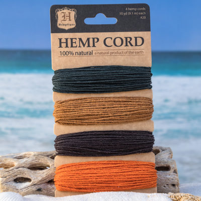 Hemp Twine, Hemp Cord 1mm, Animal Den