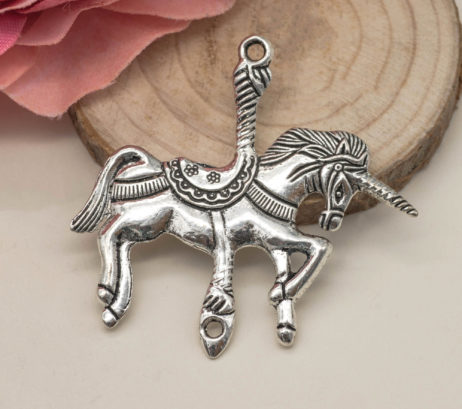unicorn pendant