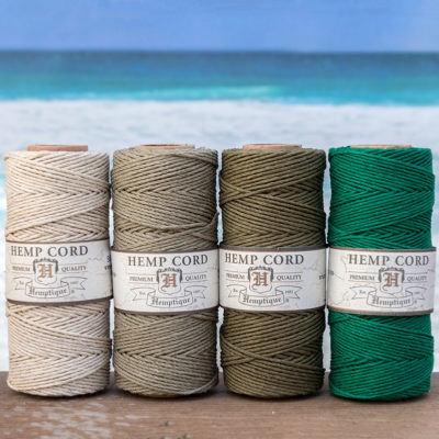 hemp cord, .5mm macrame cord