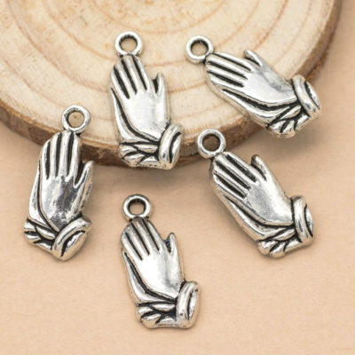 spiritual prayer charms