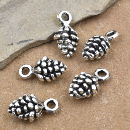 pine cone charms