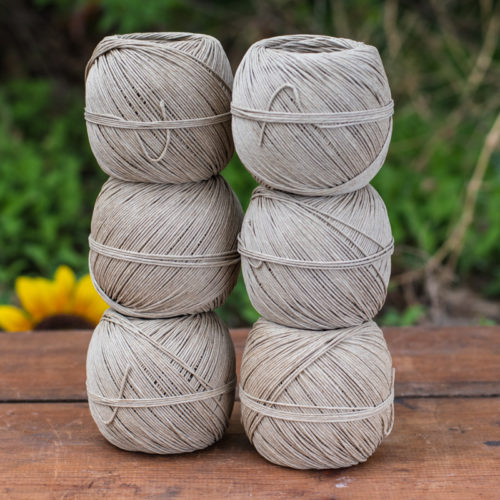 natural hemp twine 1mm