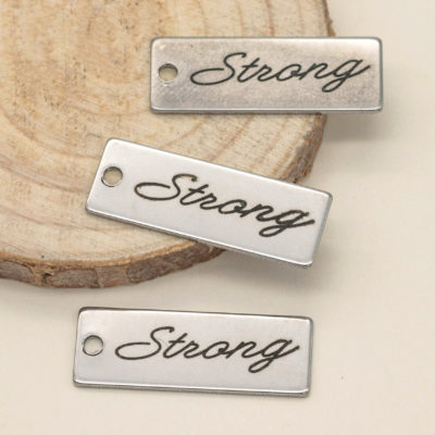 strong word charms