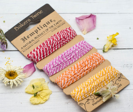 Bakers Twine,   2 Ply, 40 yards, Party Twine, Gift Wrap,  Cotton Bakers Twine - BT4