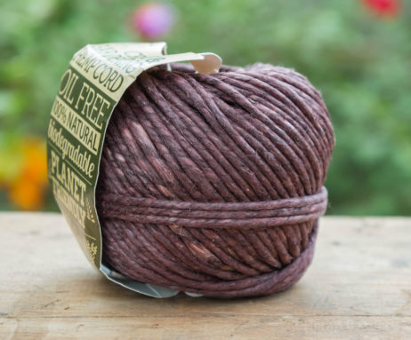 Hemp Twine 3mm, Brown Twine, 38 Meters, Oil Free,  170lb  Hemp Twine -T102