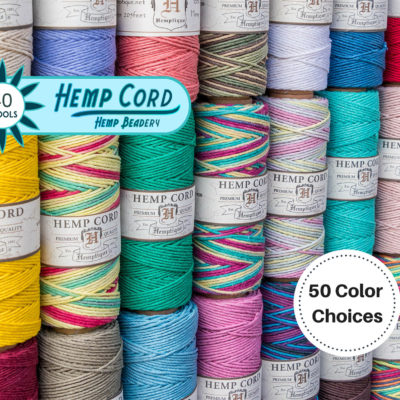 Hemp Twine,  40 Spools, 1mm Hemp Cord, Macrame Cord, Hemp Cord Wholesale,  Choose The Colors