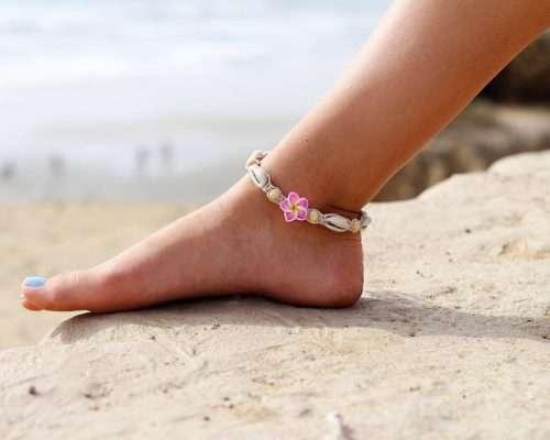 beach anklet