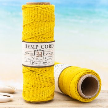 bead cord yellow