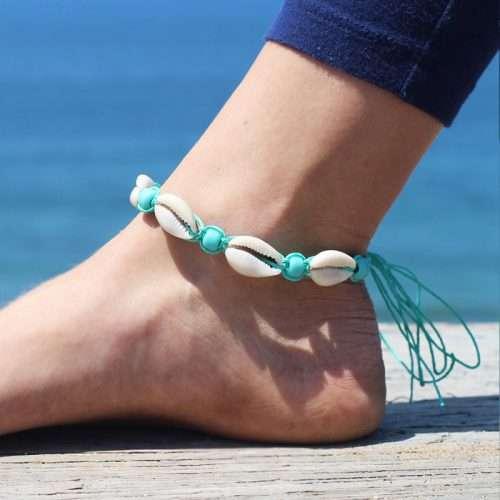 hemp anklets, cruise jewelry