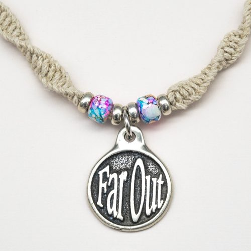 hemp necklace