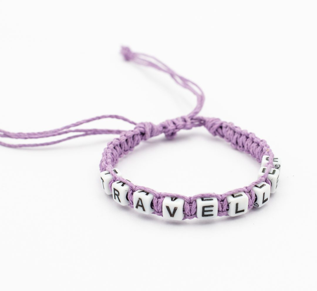 Hemp Bracelet Traveller Made To Order Hemp Beadery