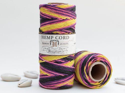 Flirt Hemp Cord, 1mm, 205 Feet